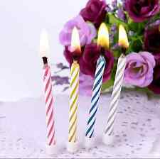Christmas/Birthday Party Gift Relighting Cake Candles for Magic Tricky Joke avis