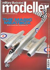 Military Illustrated Modeller JUL 2016, No. 63, Wingnut Wings Fokker E.III 1/48