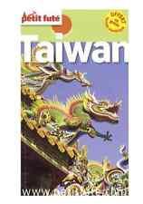 Carte touristique Guide voyage Petit Futé TAIWAN 2013 4ème édition TOUT NEUF