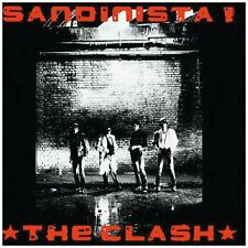 THE CLASH - SANDINISTA!: LIMITED EDITION 3CD ALBUM SET (2013 REMASTER)