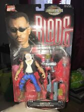 Marvel Studios Blade Movie Series - Whistler Figure (Toy Biz, 1997) Sealed