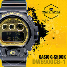 Casio G-Shock Garish Black Collection Series Watch DW6900CB-1D