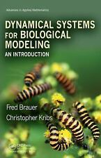 Advances in Applied Mathematics: Dynamical Systems for Biological Modeling -...