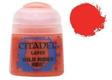 WILD RIDER RED 22-06 Paint Pot (Games Workshop Warhammer Citadel) New 12ml