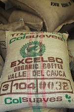 Colombian Coffee Beans Organic Valle de Cauca Fresh Roasted Whole Beans  2LBS