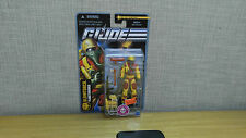Hasbro GI Joe Pursuit of Cobra Blowtorch action figure, Brand New!