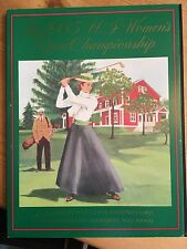 1985 US women's open championship, golf, baltusrol program