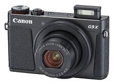 Canon Powershot G9X Mark II schwarz ! NEU vom Fachhändler ! Digitalkamera
