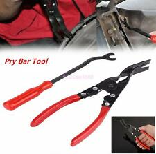 2x Car Door Card Panel Trim Clip Removal Uphostery Remove Pry Bar Tool For Honda