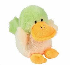 "Yellow & Green Baby Duck Duckling Plush Toy Stuffed Animal 5"" Doll"