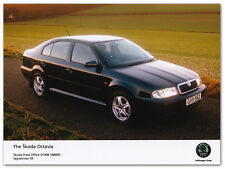 Skoda Octavia Press Release Photograph 1999