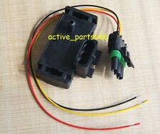 New 3BAR 3 BAR GM STYLE MAP Sensor For Electromotive Motec Megasquirt With Plug