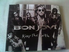 BON JOVI - KEEP THE FAITH - UK CD SINGLE