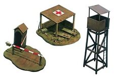 6130 ITALERI BATTLEFIELD BUILDINGS 1/72 DIORAMA ACCESSORY  MODEL KIT SCALE 1/72