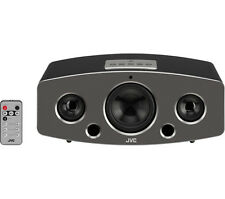 JVC sp-ad300 Wireless Dock Altoparlanti con Bluetooth NFC One-Touch Nero-Senza Confezione