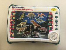 Talking Dinosaur Kingdom Children's Toy New