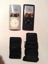 GEAR4 JumpSuit Plus iPod Nano 4th Generation Gen 2x Case +Sports Armband Lanyard