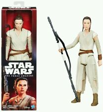 Action Figure Rey Jakku Star Wars The Force Awakens Disney Hasbro 30Cm B5897 New