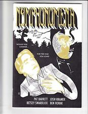 Nymphonomena #1 VF/NM retrospective on the gender bender sci fi musical movie