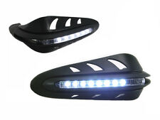 LED Handguards Hand Guards For Yamaha TDM850 TDM900 A Motorbike