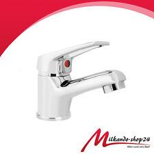 Waschbecken Einhebel Armatur Verchromt Wasserhahn Mischbatterie Ablaufgarnitur !