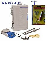 KREG TOOL R3 Jig Jr. Pocket Hole  System FREE KEY CHAIN LASER & SHIPPING
