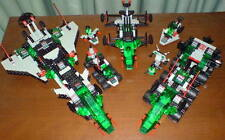 Lego Space Police 2 Rare Complete Set 100% Complete 7 sets