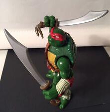 """1997 RAPHAEL Teenage Mutant Ninja Turtles 7"""" Action Figure Mirage Studios Toys"""
