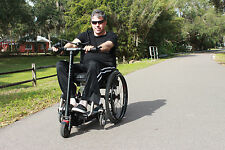Pop n Drop - Turn your manual wheelchair into POWER! Goes up to 20 mph ! NEW !!