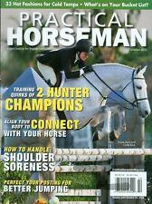 2013 Practical Horseman Magazine: Castle Rock & Gray Slipper/Rider Balance