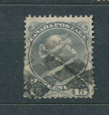 Canada stamp 1868 15c fifteen cents SB2