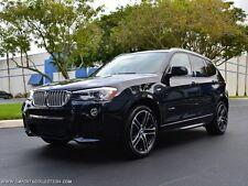 BMW : X3 M SPORT $57K