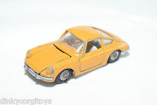 POLITOYS PENNY 24 PORSCHE 912 911 MUSTARD YELLOW EXCELLENT CONDITION
