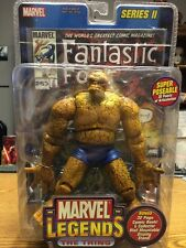Marvel Legends S2 Fantastic Four The Thing