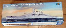 Trumpeter 1/700 scale Littorio 1941 - Italian Battleship kit