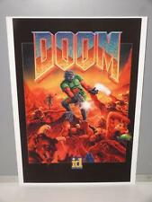 Doom ~ A3 Formato Opaco Poster / Print ~ NUOVO