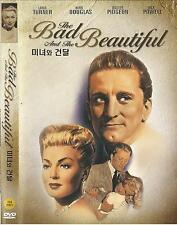 The Bad and the Beautiful (1952, Vincente Minnelli) DVD NEW