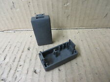 VOLVO C70 C 70 98-04 1998-2004 DASH BLANK INSERT GROUP OF 2 PIECES GRAY OEM