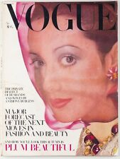 British Vogue magazine VTG July 1968 BAILEY Penelope Tree CHARLOTTE RAMPLING