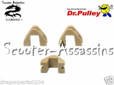 DR PULLEY SLIDERS SLIDING PIECES SP1915-G SP1915G for Vespa ET2 Piaggio NRG 50