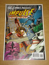 DC COMICS PRESENTS IMPULSE #1 100 PAGE SPECTACULAR DC COMICS JOKER