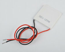 1Pc TEC1-12706 Thermoelectric Cooler Peltier 12V 60W 92Wmax