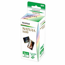 """Fuji Film"" Fujicolor 135 Film ISO 1600 NATURA 36 exps X 3 Rolls JAPAN Free Ship"
