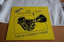 Sound Music Album 39 LP Movie Maker´s Music Film Al Tacoma Demonio Ring Musik