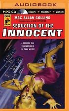 Seduction of the Innocent by Max Allan Collins (2015, MP3 CD, Unabridged)