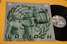 "LAIBACH 12"" (NO LP ) SYMPATHY FOR THE DEVIL II ORIG UK 1988 EX"
