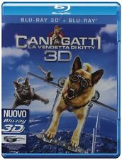 CATS AND DOGS: THE ADVENTURES OF KITTY GALORE - 3D & 2D Blu-Ray Disc