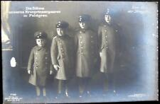 GERMANY~1900's SONS OF KRONPRINZESSIN CECILIE HERZOGIN ZU MECKLENBURG~ RPPC