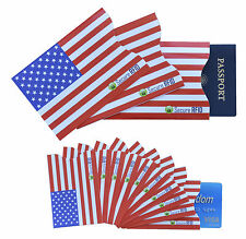 High Quality RFID Blocking Creditcard Passport Sleeves