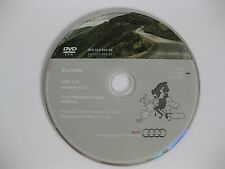 Audi RNS-E navigation Plus navi DVD 2013 A3 A4 A6 DVD1 West Germany UK France